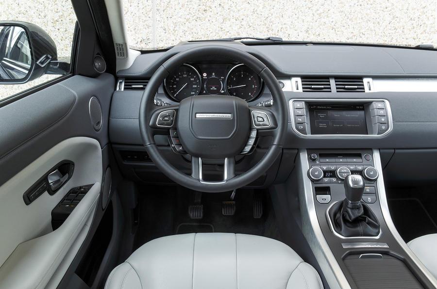 2 Door Range Rover >> 2016 Range Rover Evoque eD4 2WD review review | Autocar