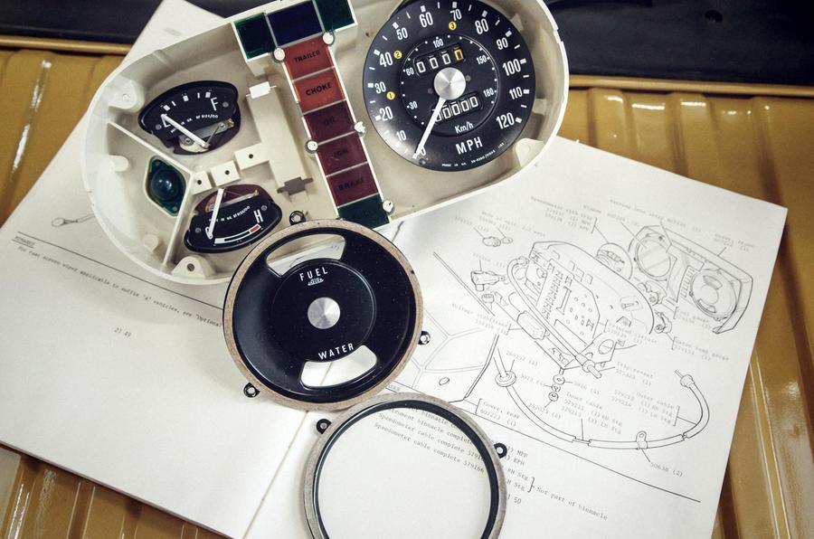 1978 two-door Range Rover plans