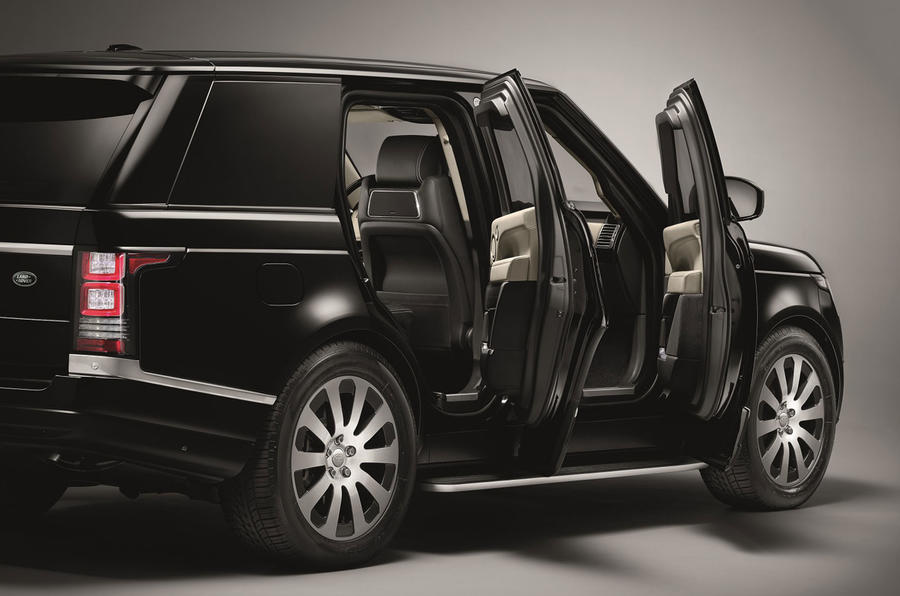 Passenger Cars For Sale >> 2015 Range Rover Sentinel - prices, specs and pictures | Autocar