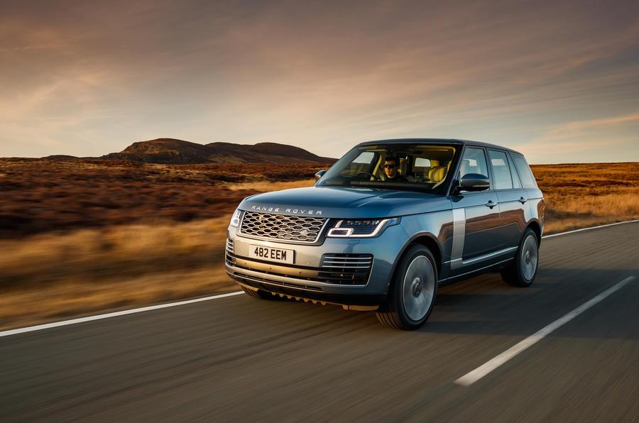 Range Rover p400e dynamic