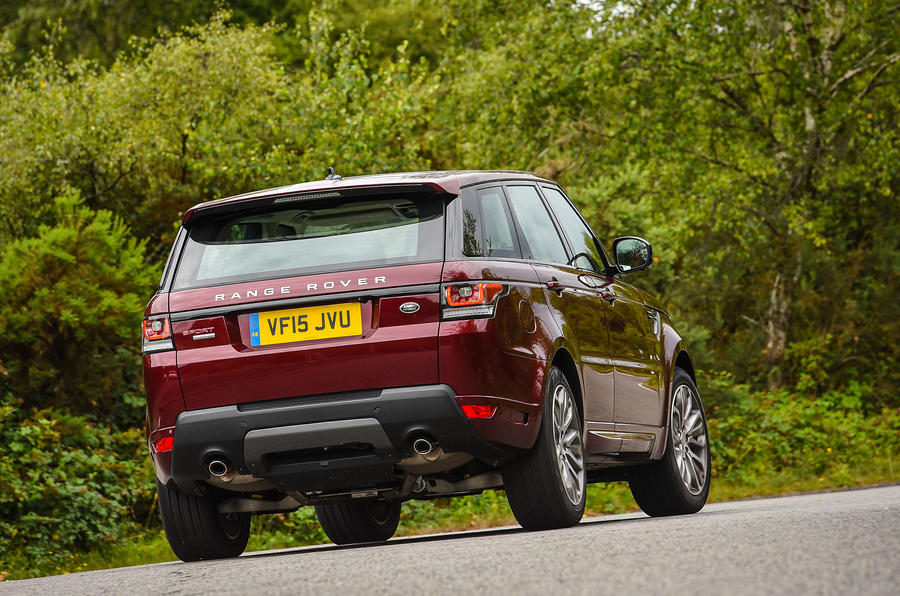 2016 Range Rover Sport 3.0 SDV6 Autobiography Dynamic review review ...