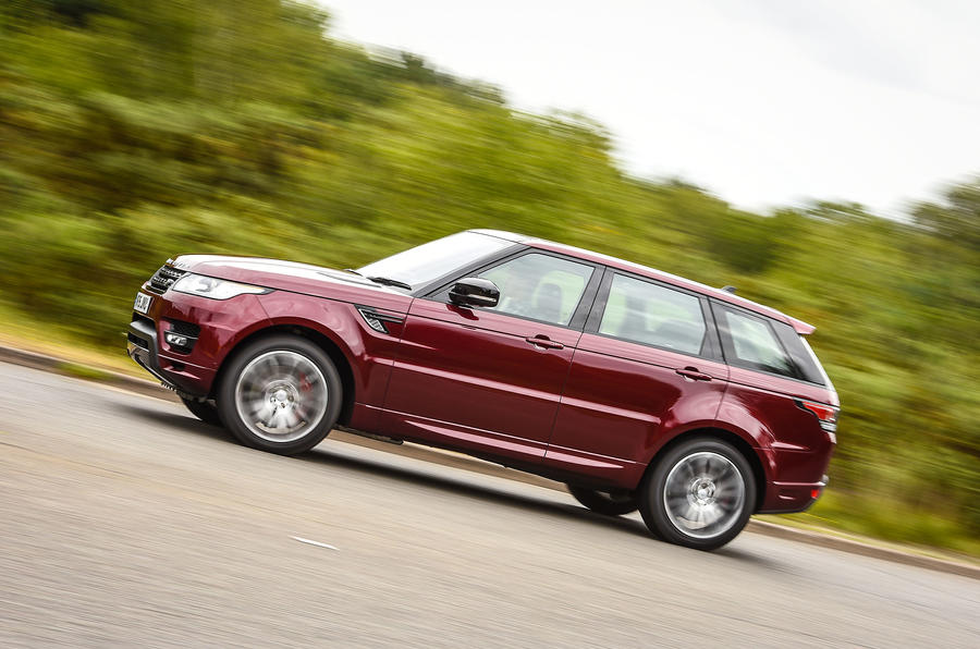 £77,850 Range Rover Sport Autobiography Dynamic