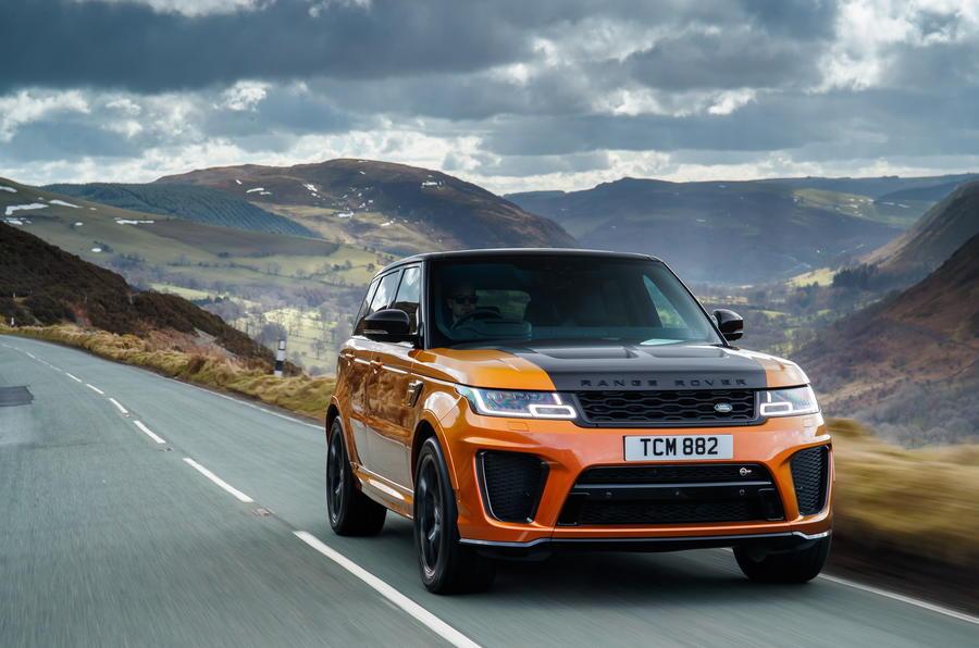 Range Rover Sport Svr 2018 >> Range Rover Sport Svr 2018 Uk Review Autocar