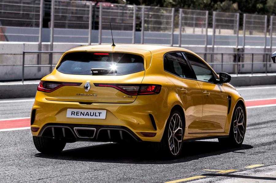 renault megane rs trophy: prices and specs announced for 296bhp hot