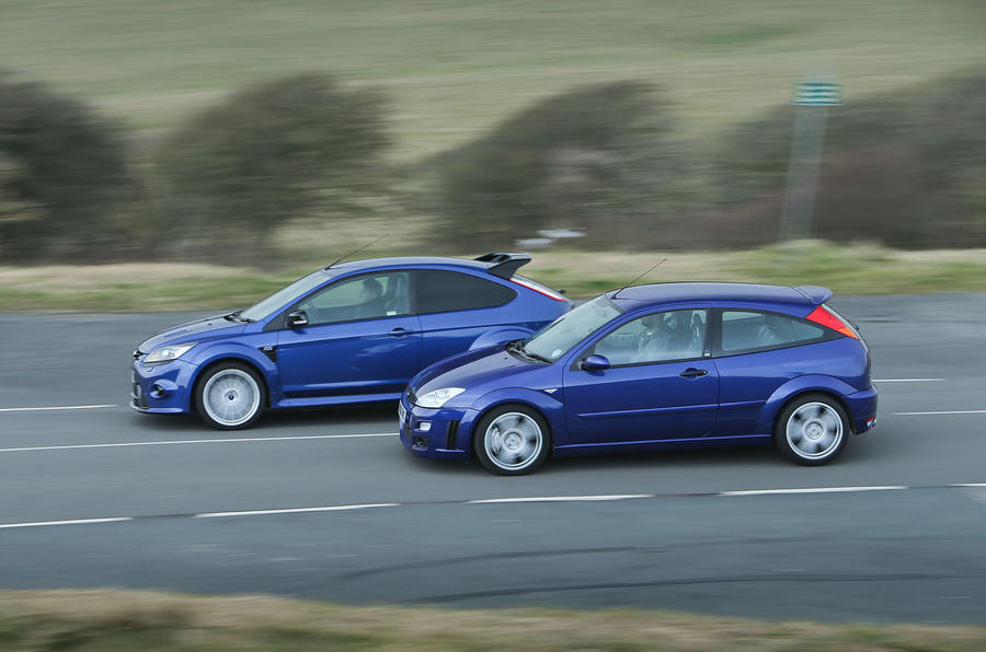 Focus Rs Mk Car Cover