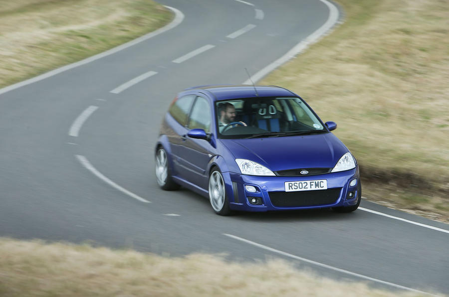 Ford Focus Rs Mk1 And Mk2 Driven Former Glories Autocar