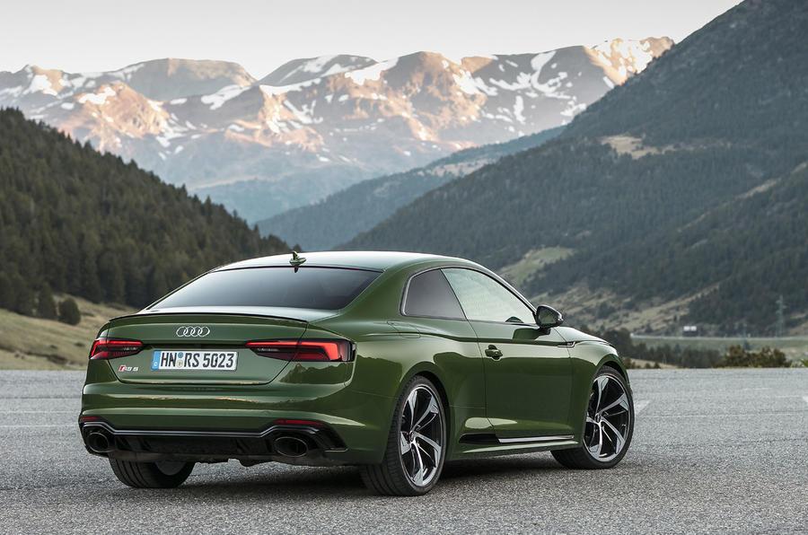 Audi Rs5 Coup 233 2017 Review Autocar