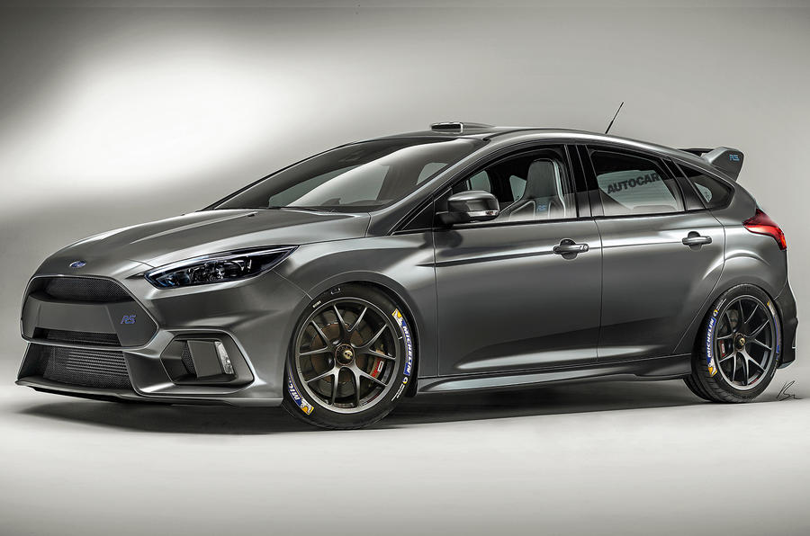 Hotter Ford Focus RS