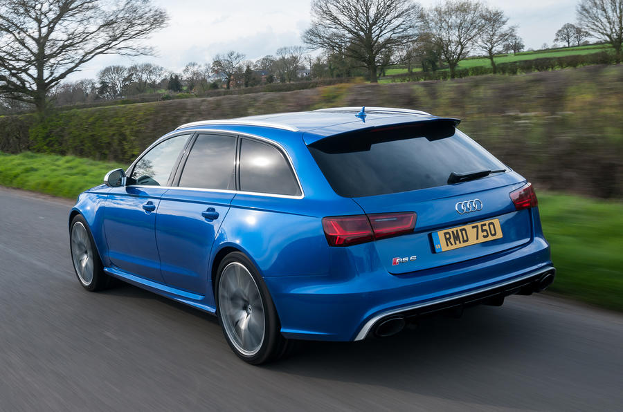 2016 audi rs6 avant performance review review autocar. Black Bedroom Furniture Sets. Home Design Ideas
