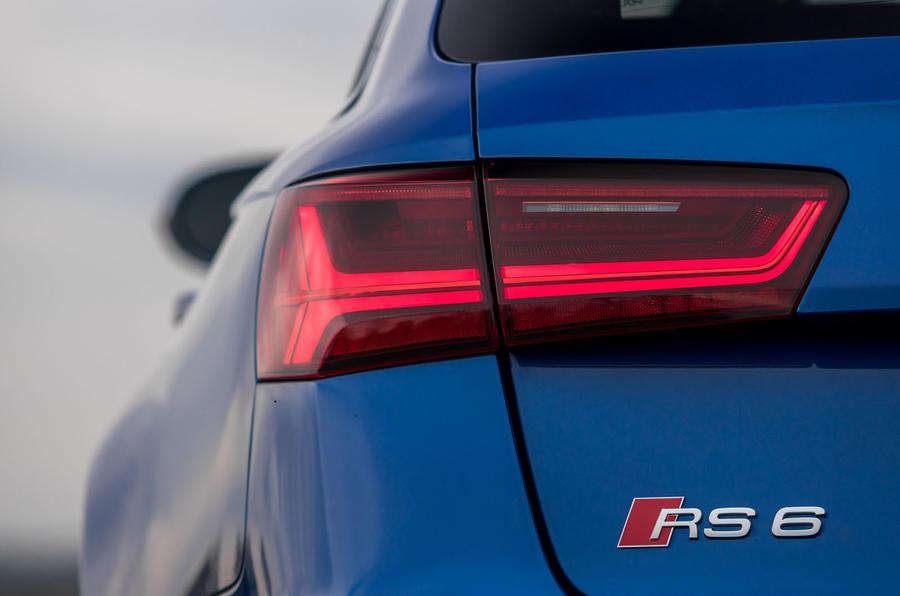 Audi RS6 Performance LED tailight