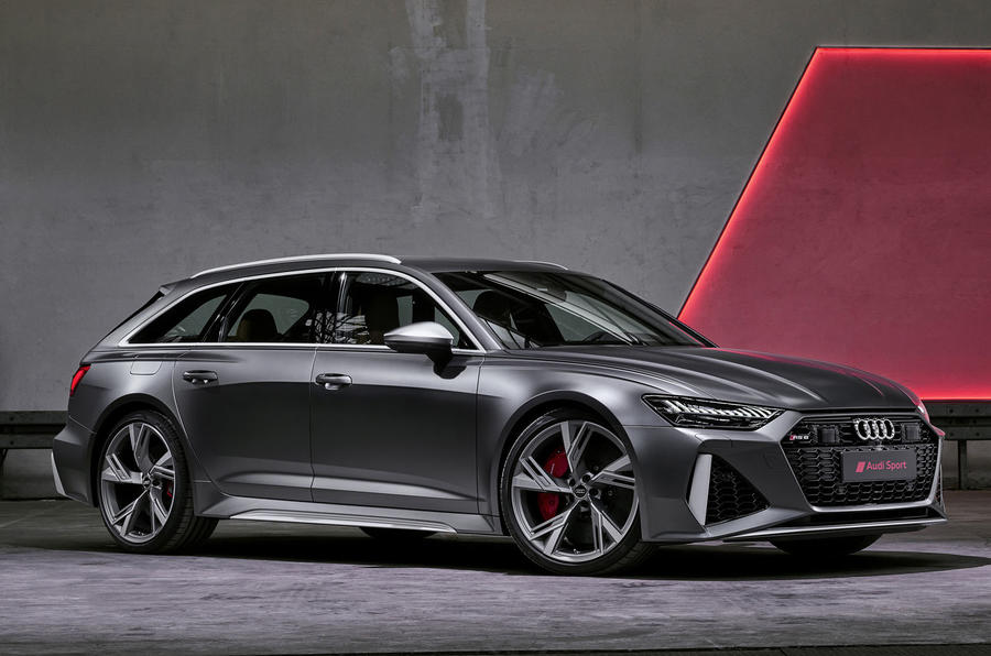 2020 Audi RS6 reveal
