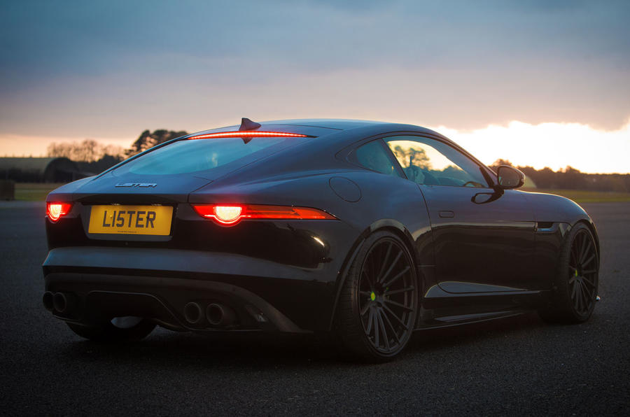 666bhp Lister Thunder priced from £139,950