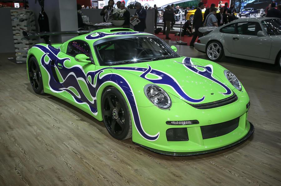 Geneva Motor Show 2015 Geneva Motor Show 2015 – The
