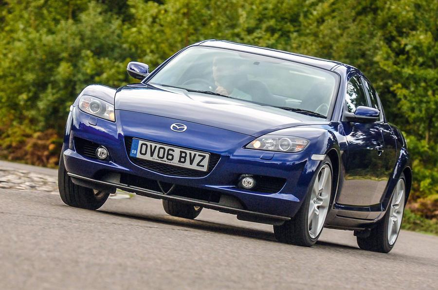 Mazda RX-8 may be a risky choice