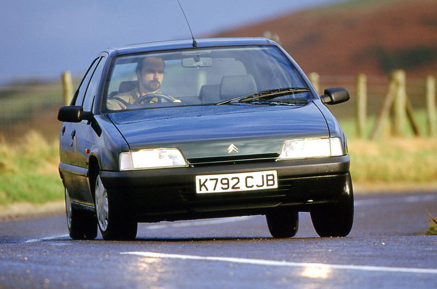 Citroën's 1990s ZX could become a classic
