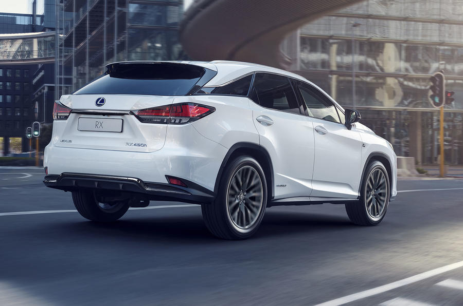 New Lexus Suv >> Lexus RX updated for 2020 with styling and chassis tweaks ...