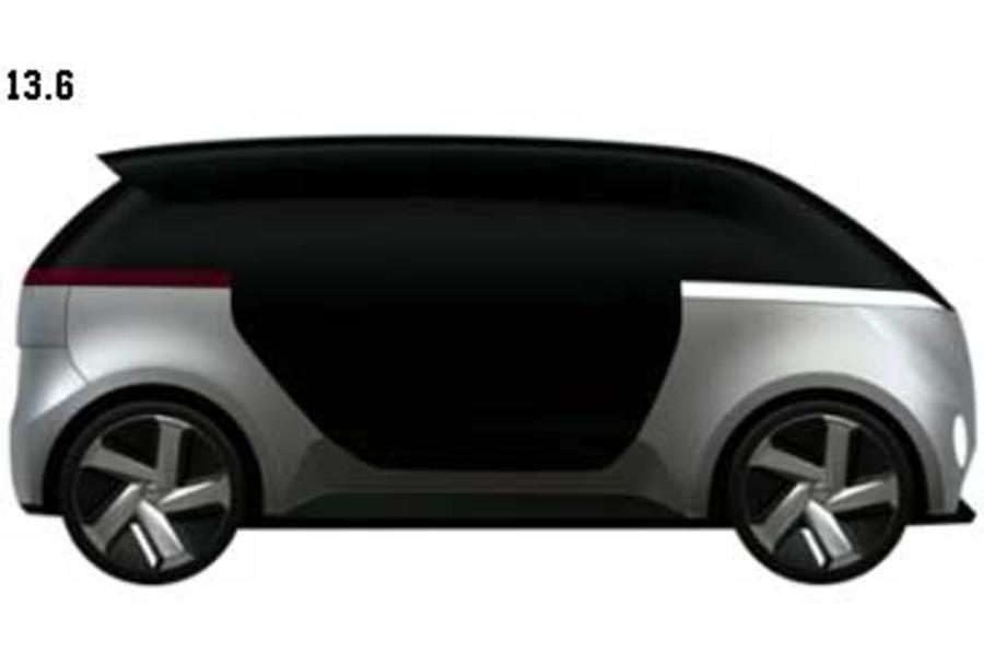 Future Volkswagen EV models previewed in new patent images