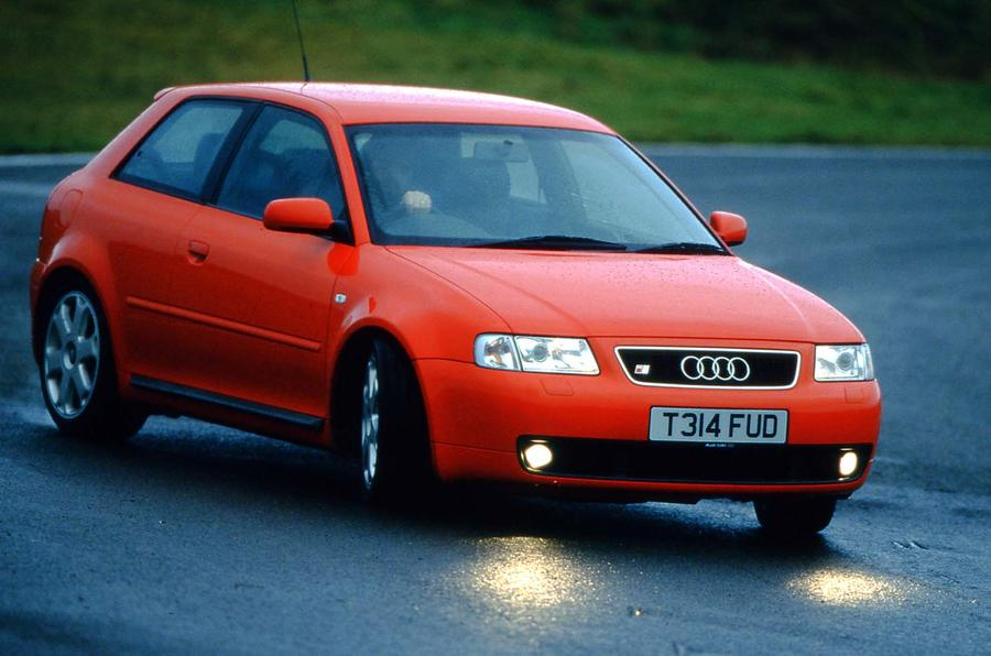 Used car buying guide: Audi S3 Mk1 - drift