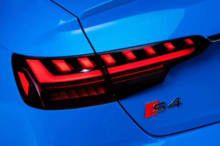 2019 Audi S4 press packet - light