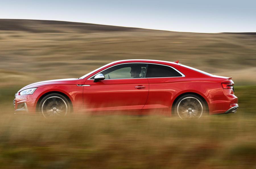 Audi S Review Autocar - 2018 audi s5 horsepower