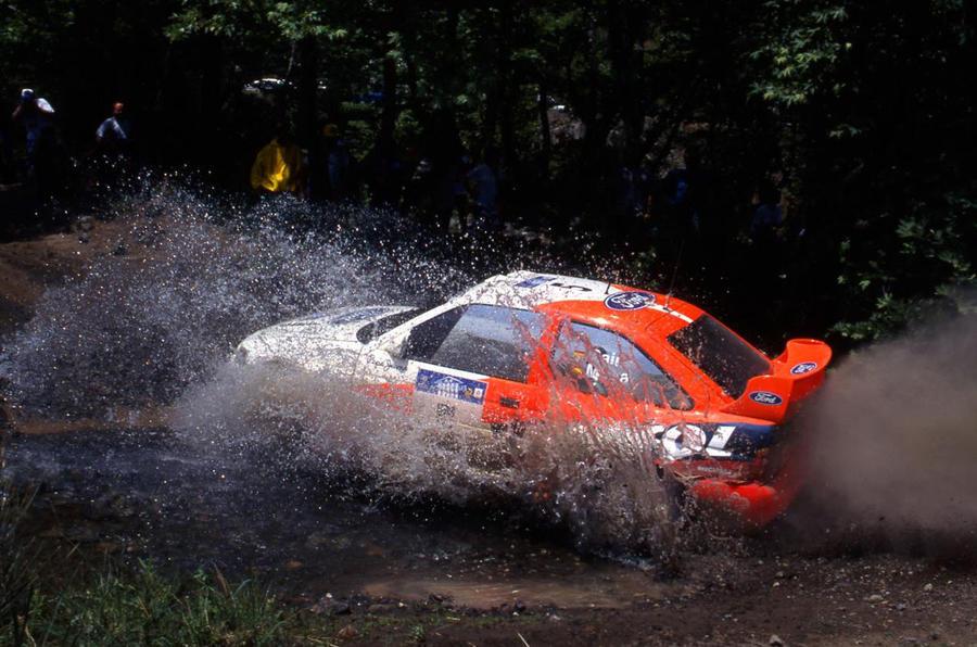 Carlos Sainz WRC