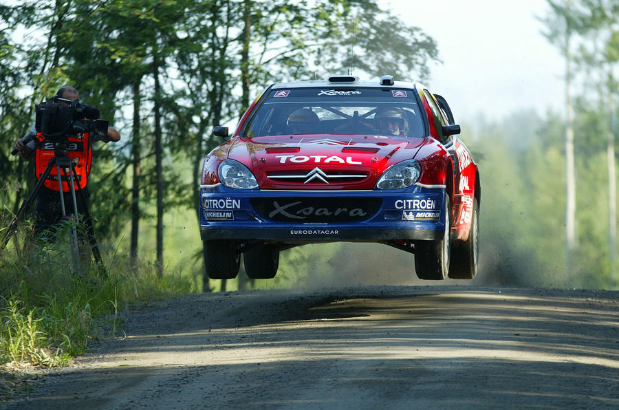 Carlos Sainz WRC yump