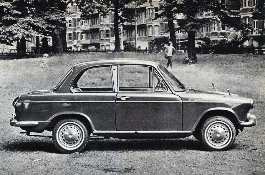 Throwback Thursday 1965: the first Japanese car sold in the UK | Autocar