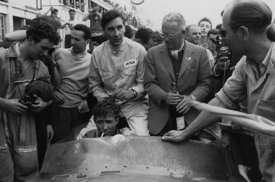Aston Martin at Le Mans in 1959