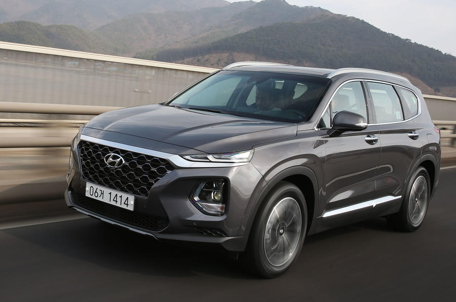 Hyundai suv reviews