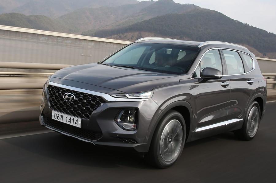 Marvelous Hyundai Santa Fe
