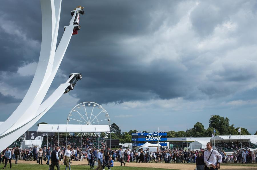 GOODWOOD FESTIVAL 2017