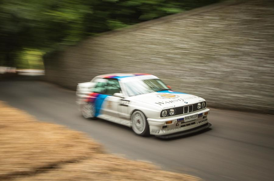 BMW M3 E30 TOURING CAR
