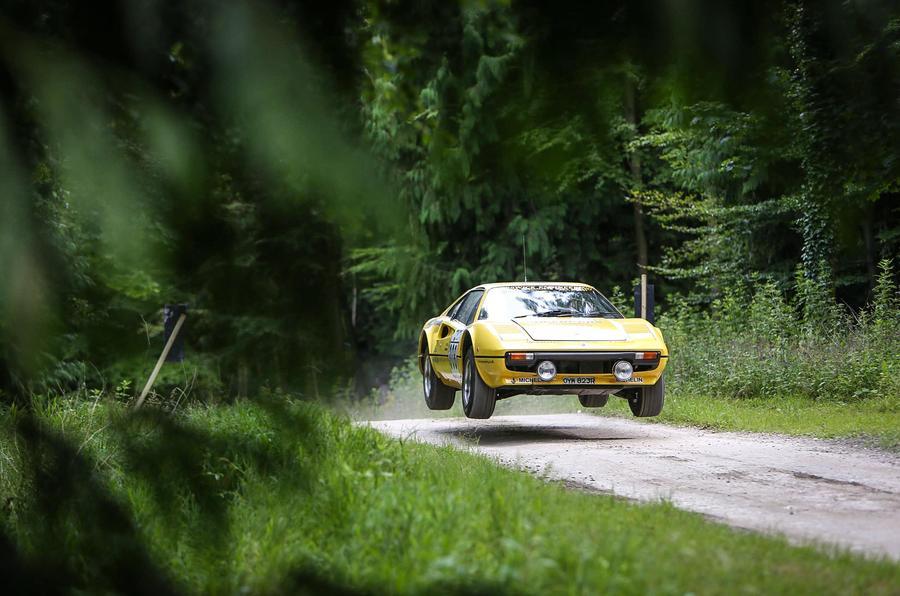 FERRARI 308 GTB: