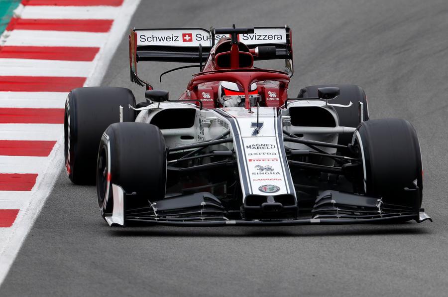 Alfa Romeo Racing Formula 1