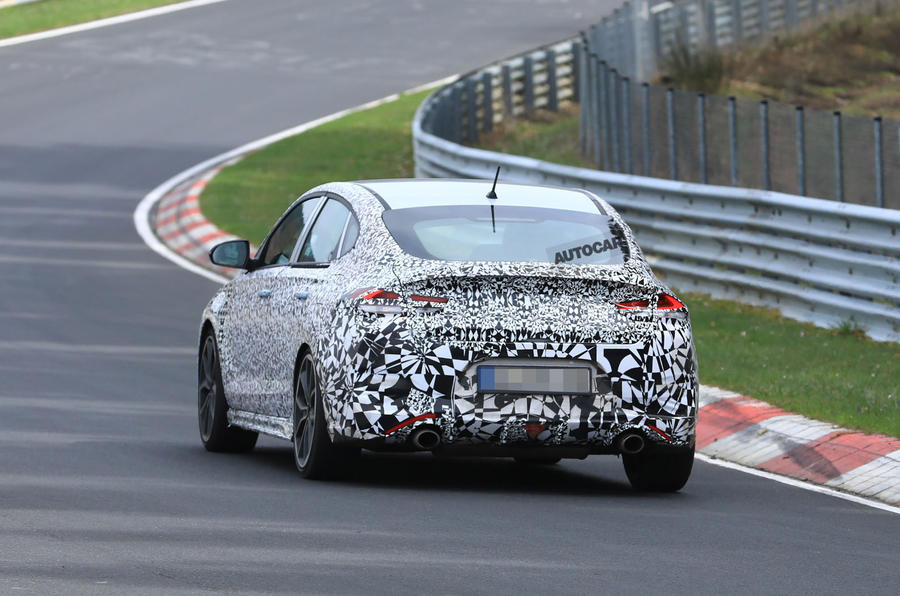 Hyundai i30 Fastback N: new pictures of 2019 model at 'Ring