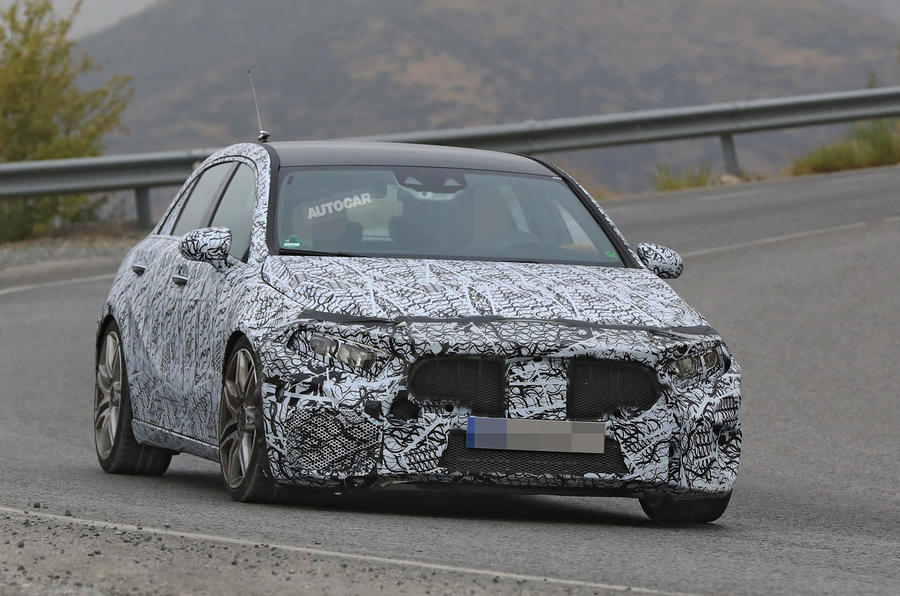 2019 MercedesAMG A45 Predator to produce more than 400bhp  Autocar