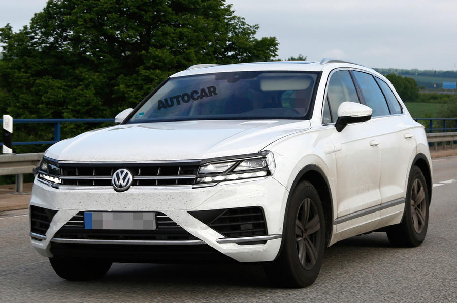 next volkswagen touareg confirmed for 2017 reveal autocar. Black Bedroom Furniture Sets. Home Design Ideas