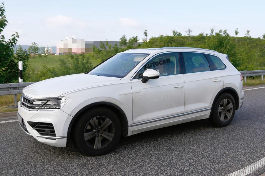 Next Volkswagen Touareg Confirmed For 2017 Reveal Autocar