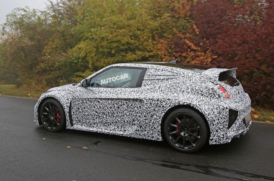 Hyundai Rm16 >> Hyundai Veloster RM16 N - 296bhp mid-engined prototype spotted testing | Autocar