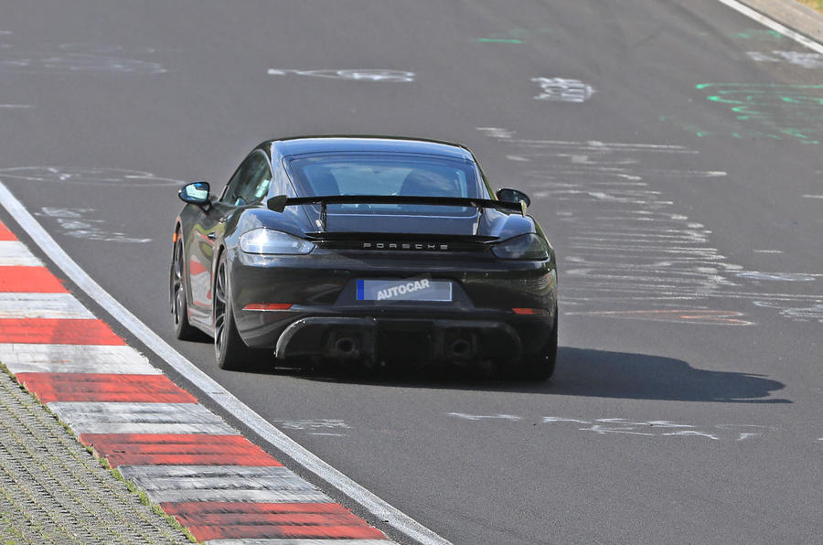 Porsche Cayman GT4 to use naturally aspirated flat-six