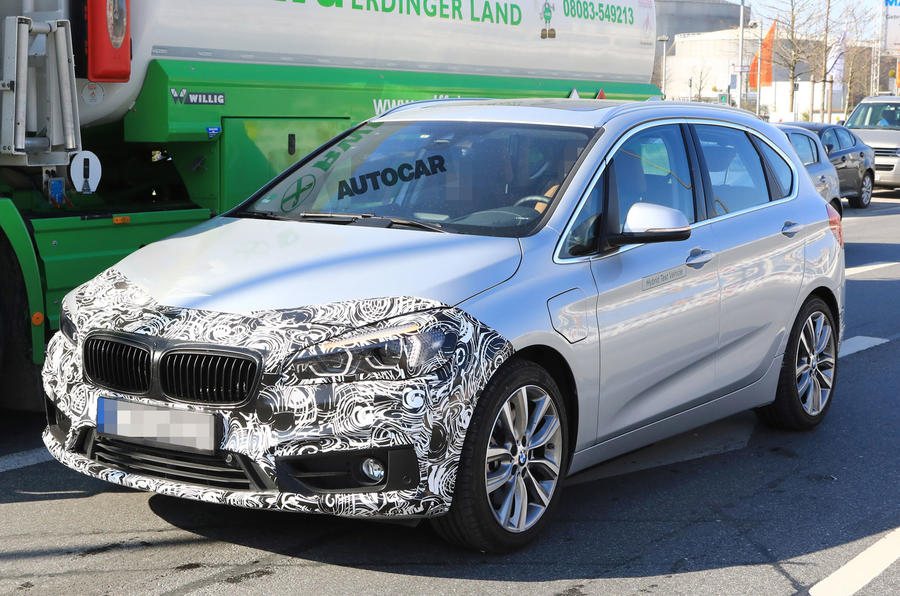 BMW 2 Series Active Tourer facelift due next year