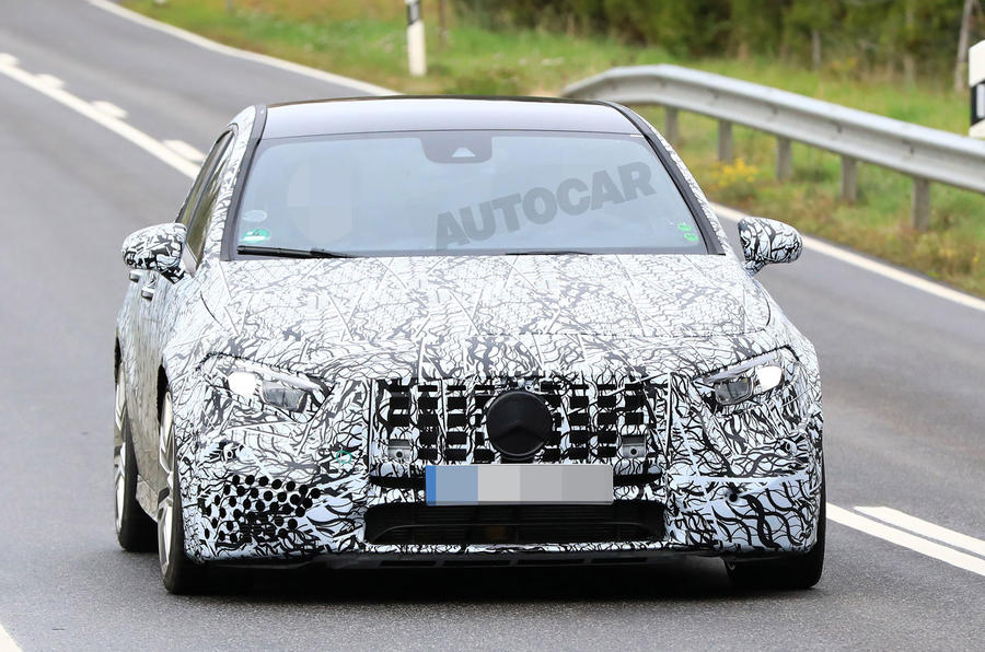 2019 Mercedes-AMG A45 'Predator' to produce more than 400bhp