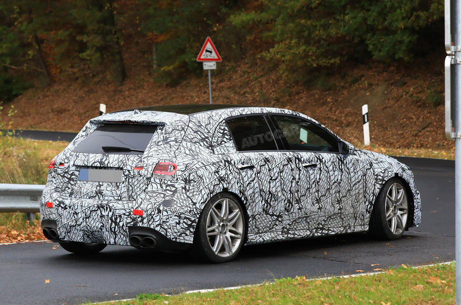 2019 Mercedes Amg A45 Power Output Revealed For Super