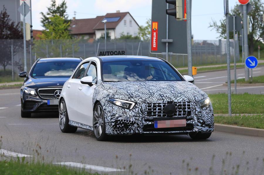 2019 Mercedes-AMG A45 to produce more bhp-per-litre than McLaren Senna