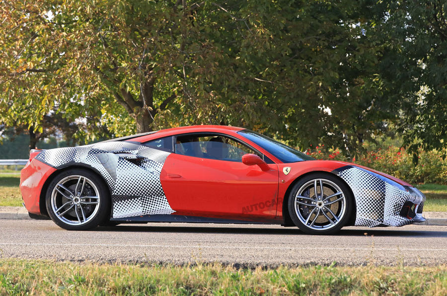 Hardcore Ferrari 488 GTO due with 700bhp to fight GT2 RS