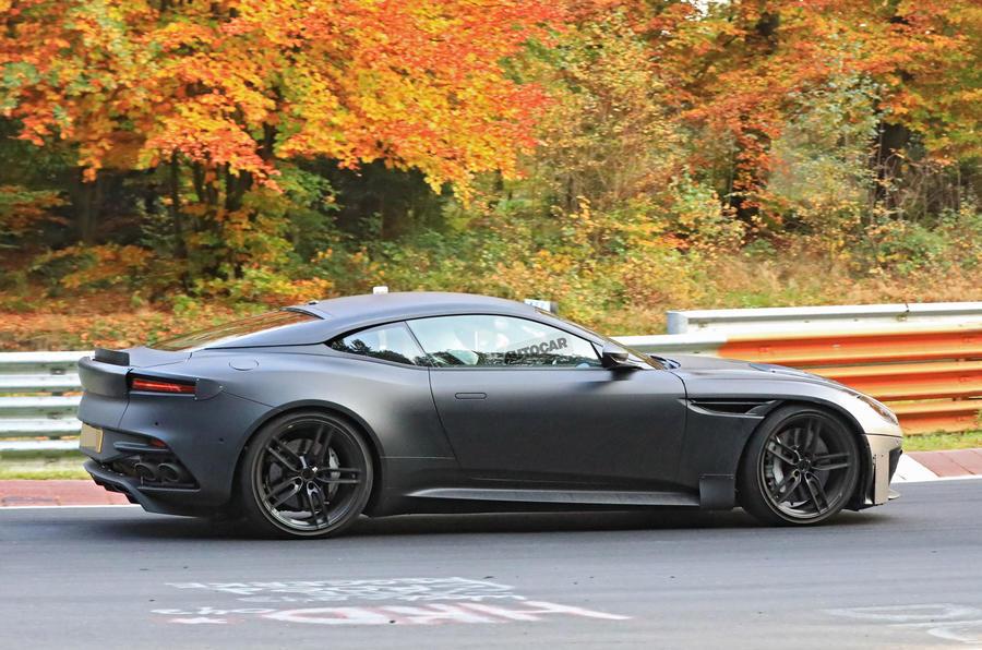 700bhp Aston Martin Dbs Superleggera New Pictures Of Volante Drop