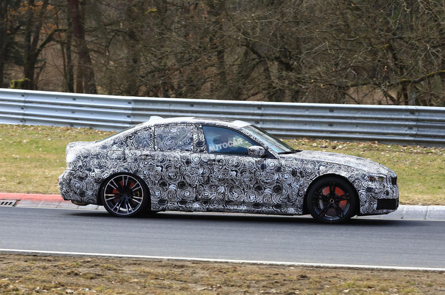 2019 BMW M3 to kick-start 26-car M division expansion