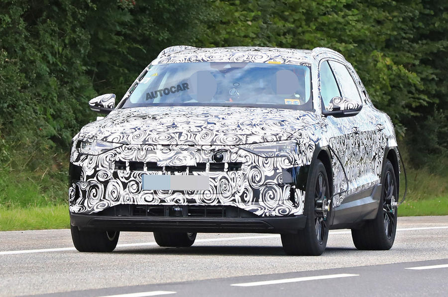 Audi E-tron: high-performance electric SUV enters latter testing stages