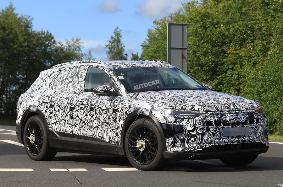 ... Audi E Tron: High Performance Electric SUV Enters Latter Testing Stages  ...