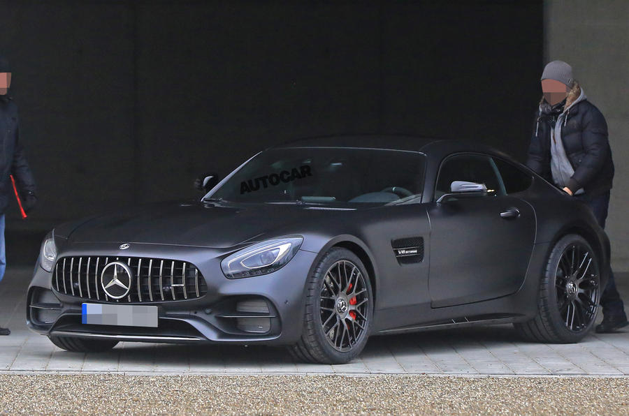 2017 mercedes amg gt c coupe to get 549bhp twin turbo v8 for 2017 mercedes benz amg gt